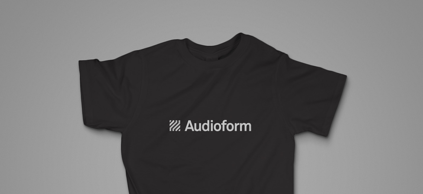 audioform-logo-tee