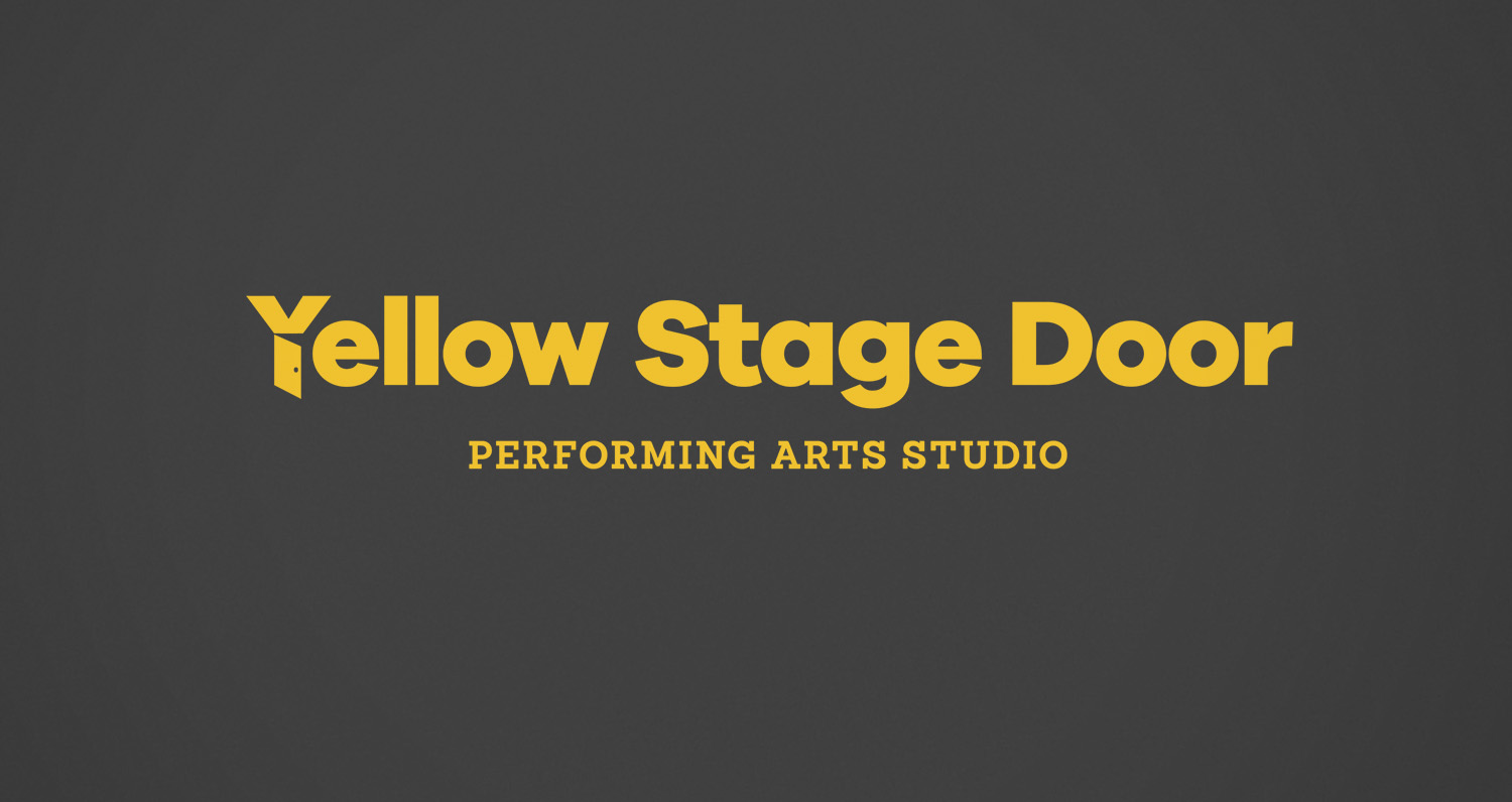 yellow-stage-door-logo